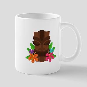 Tiki Mask Mug