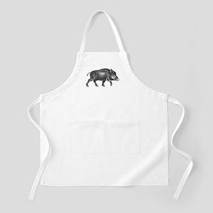 Wild Boar Apron