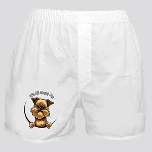 Brussels Griffon IAAM Boxer Shorts
