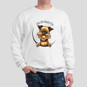 Brussels Griffon IAAM Sweatshirt