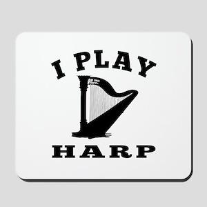 Harp designs Mousepad