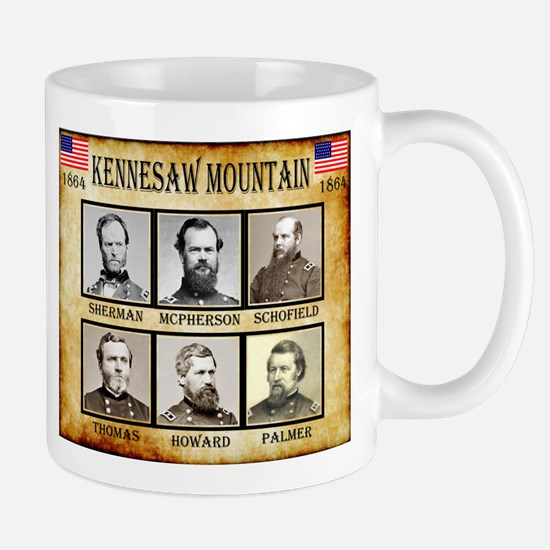 Kennesaw Mountain - Union Mug