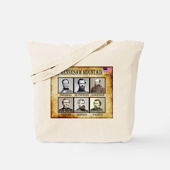 Kennesaw Mountain - Union Tote Bag