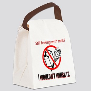 Whisk it 1 Canvas Lunch Bag