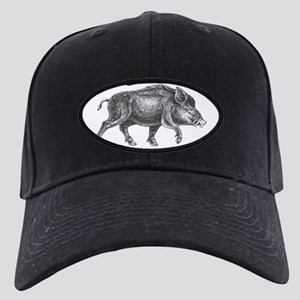 Wild Boar Baseball Hat