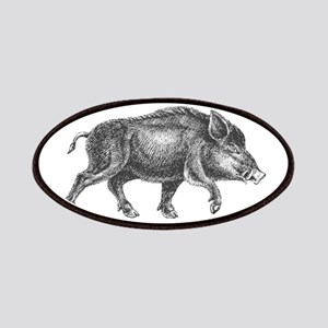 Wild Boar Patches