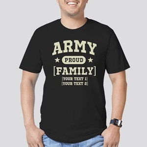 Army Sister/Brother/Cousin Men's Fitted T-Shirt (d