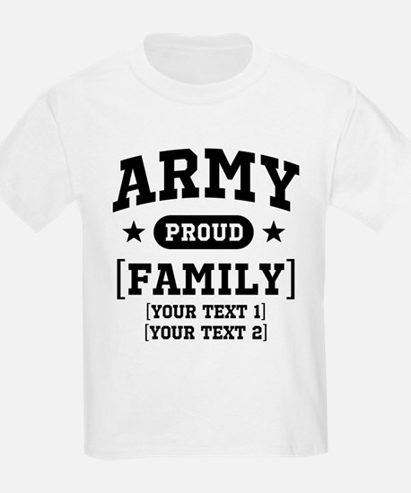 Army Sister/Brother/Cousin T-Shirt