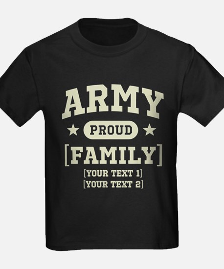 Army Sister/Brother/Cousin T