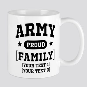 Army Sister/Brother/Cousin Mug