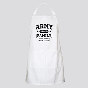 Army Sister/Brother/Cousin Apron