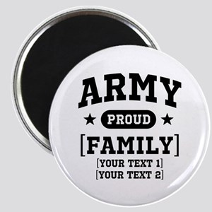 Army Sister/Brother/Cousin Magnet