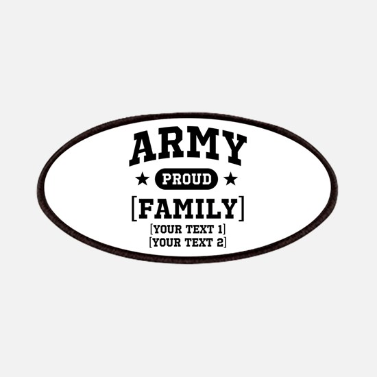 Army Sister/Brother/Cousin Patches