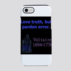 Love Truth - Voltaire iPhone 7 Tough Case