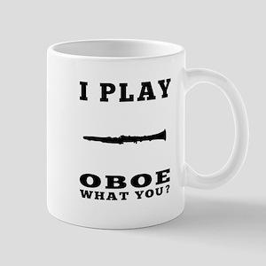 I Play Oboe Mug