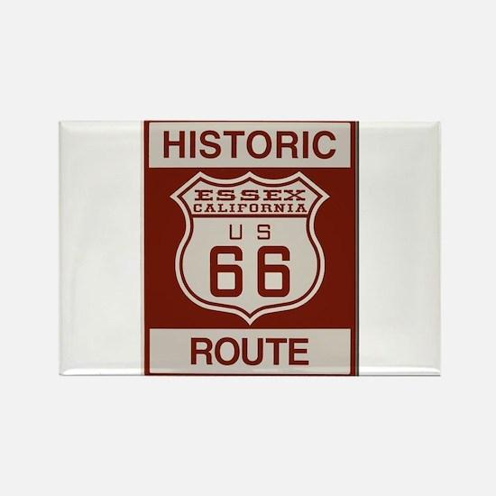 Essex Route 66 Rectangle Magnet