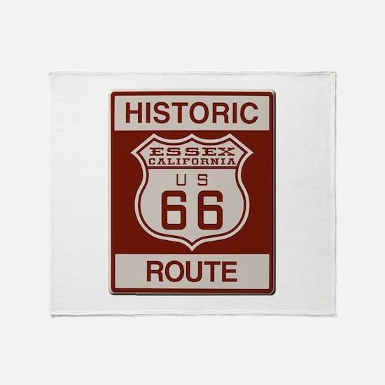 Essex Route 66 Throw Blanket