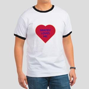 Brandy Loves Me T-Shirt