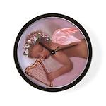 Baby Angel - Wall Clock