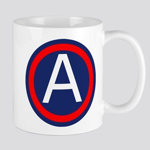 Third Army logo Mug