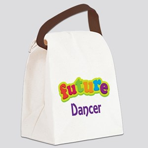 Future Dancer Canvas Lunch Bag