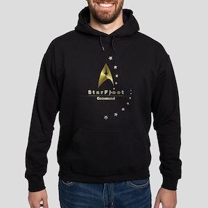 StarFleet Command: Hoodie (dark)