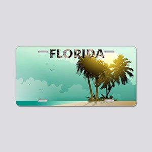Sunshine State Aluminum License Plate