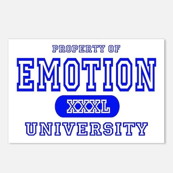 Emotion University Postcards (Package of 8)