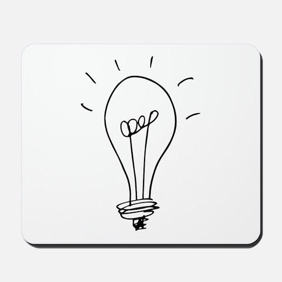 Bright Idea Mousepad