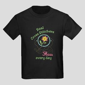 Real Cross Stitchers T-Shirt