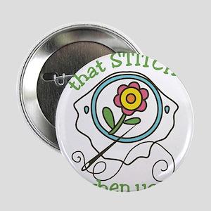 """That Stitch 2.25"""" Button"""