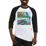 Alligator Hunting Baseball Jersey