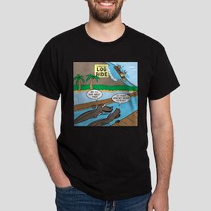 Alligator Hunting Dark T-Shirt