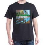 Alligator Hunting Dark T-Shirt