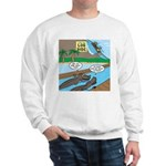 Alligator Hunting Sweatshirt