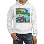 Alligator Hunting Hooded Sweatshirt