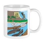 Alligator Hunting Mug