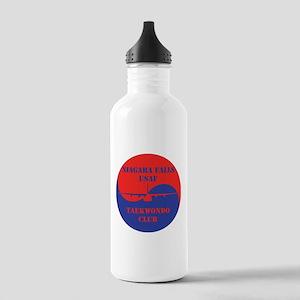 Niagara Falls USAF TKD Club Water Bottle