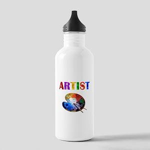Artist Water Bottle