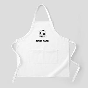 Soccer Personalize It! Apron