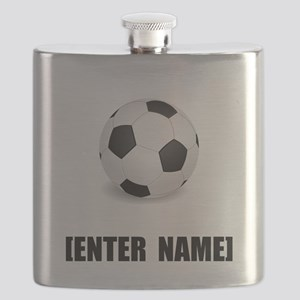 Soccer Personalize It! Flask