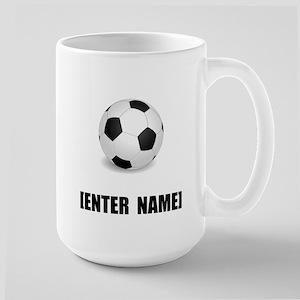 Soccer Personalize It! Mug