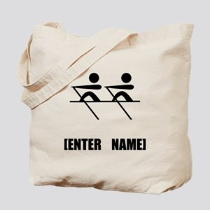 Rowing Personalize It! Tote Bag