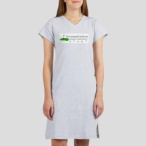 bullmastiff Women's Nightshirt