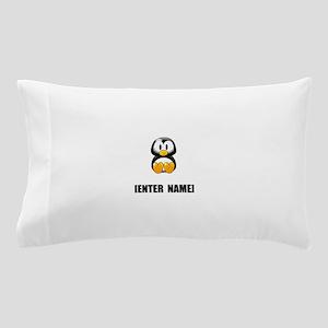Penguin Personalize It! Pillow Case