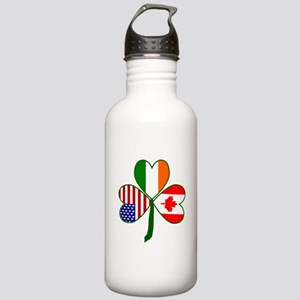 Shamrock of Canada Stainless Water Bottle 1.0L