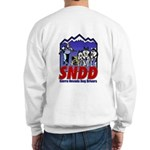 SNDD Sweatshirt - both logos