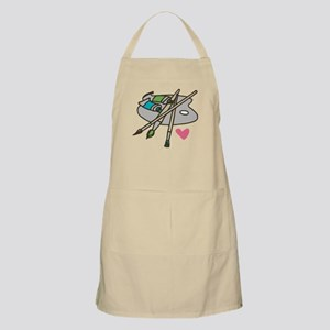 Painter's Palette Apron