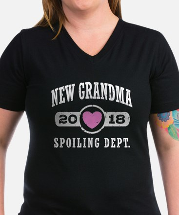 New Grandma 2018 Shirt
