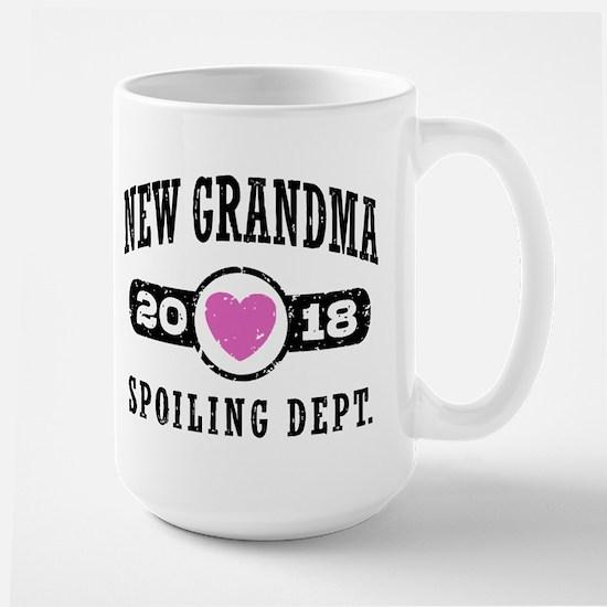 New Grandma 2018 Mug